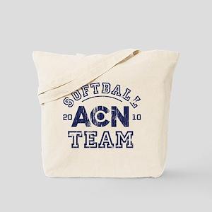ACN Softball Team The Newsroom Tote Bag
