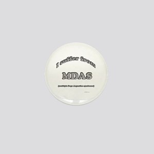 Dogo Syndrome Mini Button