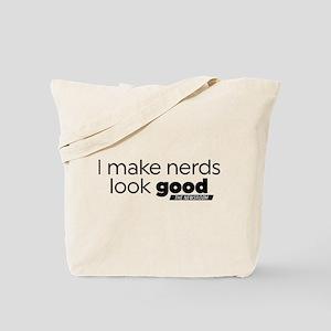 Sloan I Make Nerds Look Good Tote Bag