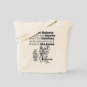 The Newsroom Don Quixote Tote Bag