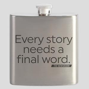 The Newsroom Every Story Flask