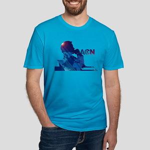 The Newsroom ACN Blue T-Shirt
