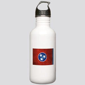Tennessee State Flag Stainless Water Bottle 1.0L