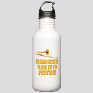 Trombonists Slide In T Stainless Water Bottle 1.0L