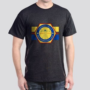 Bones Jeffersonian Anthropology Unit Dark T-Shirt