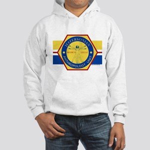 Bones Jeffersonian Anthropology Hooded Sweatshirt