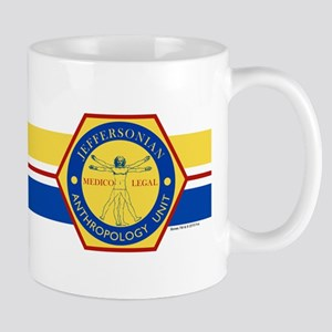 Bones Jeffersonian Anthropology Unit Fu Mug