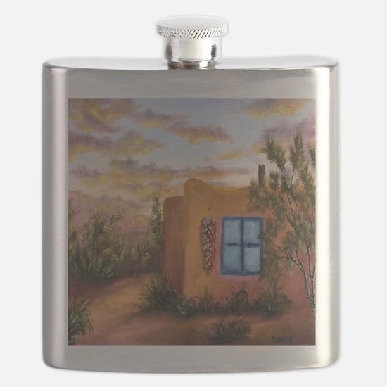 Adobe Summer Flask
