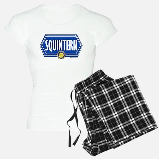 Bones Squintern Pajamas