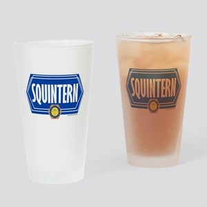Bones Squintern Drinking Glass