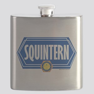 Bones Squintern Flask
