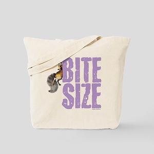 Ice Age Bite Size Tote Bag