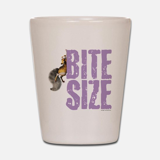 Ice Age Bite Size Shot Glass