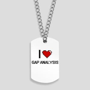 I love Gap Analysis Dog Tags