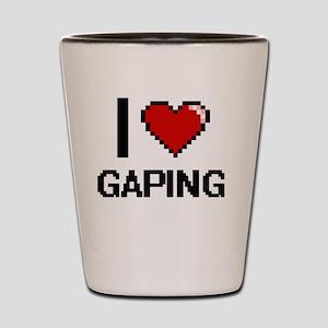 I love Gaping Shot Glass