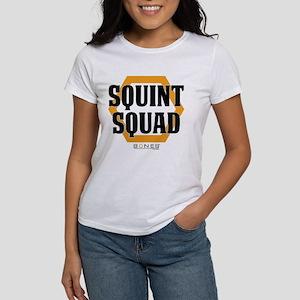 Bones Squint Squad Women's T-Shirt