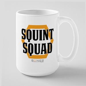 Bones Squint Squad Large Mug