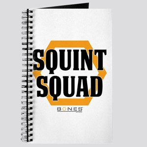 Bones Squint Squad Journal
