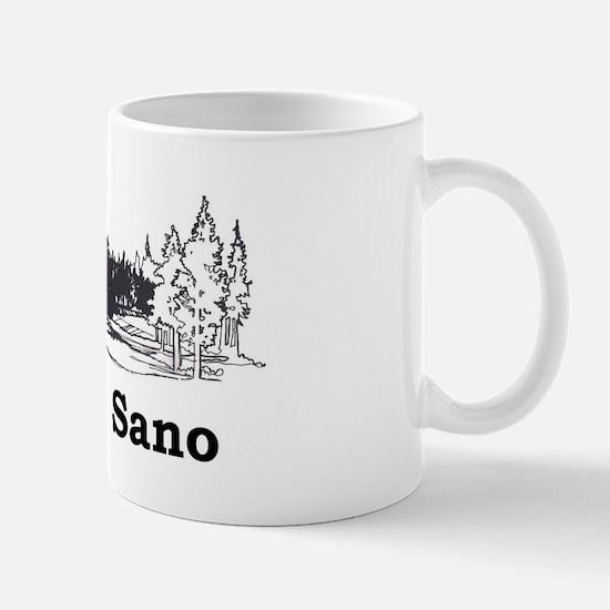 Monte Sano Civic Assoc Mug