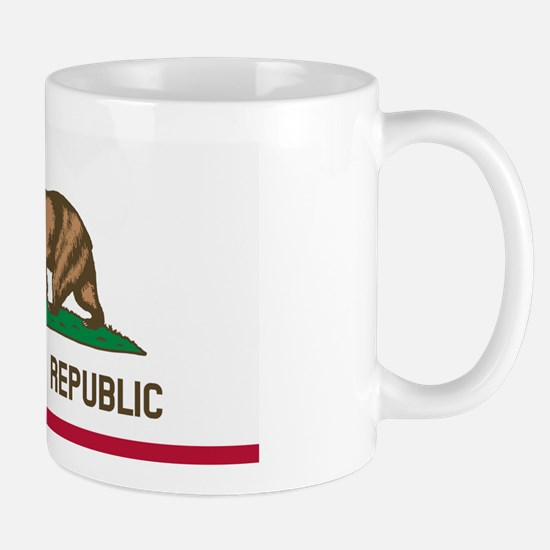 CALIFORNIA BEAR Mug