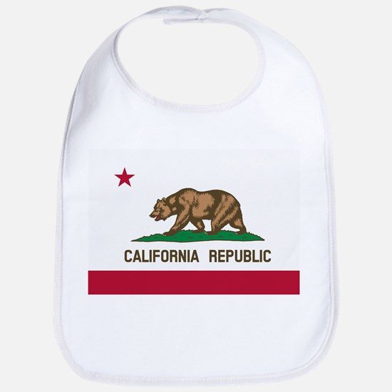 CALIFORNIA BEAR Bib