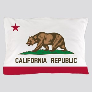 CALIFORNIA BEAR Pillow Case
