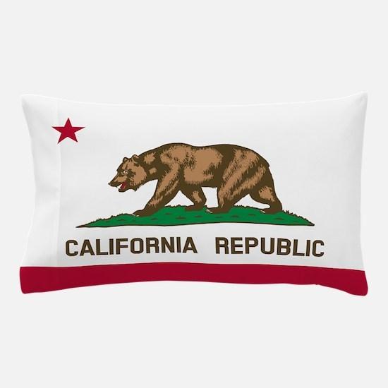 CALIFORNIA BEAR Pillow Case
