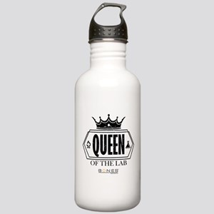 Bones Queen of the Lab Stainless Water Bottle 1.0L