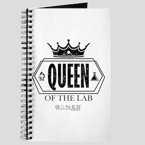 Bones Queen of the Lab Journal