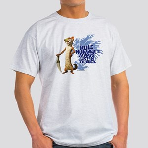 Ice Age Rule Light T-Shirt