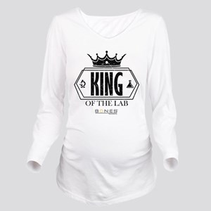 Bones King of the La Long Sleeve Maternity T-Shirt