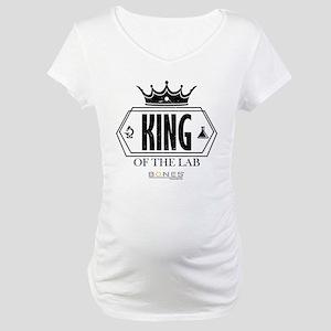 Bones King of the Lab Maternity T-Shirt