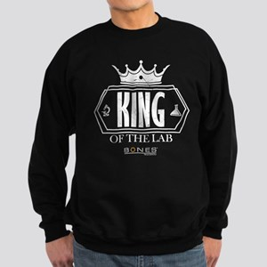 Bones King of the Lab Sweatshirt (dark)