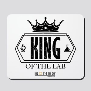 Bones King of the Lab Mousepad