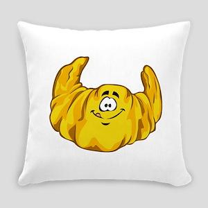 Croissant Everyday Pillow
