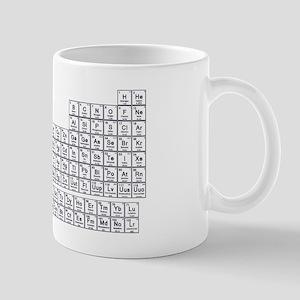 Periodic Table w/a TWIST Mug