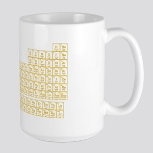 Periodic Table w/a TWIST Large Mug