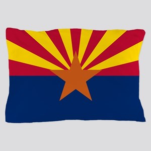 ARIZONA STATE FLAG Pillow Case