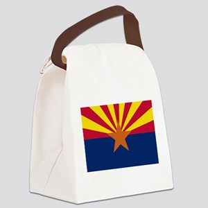 ARIZONA STATE FLAG Canvas Lunch Bag