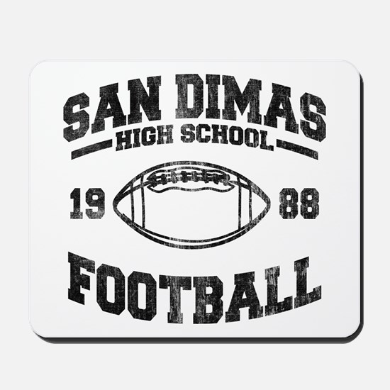 SAN DIMAS HIGH SCHOOL FOOTBALL Mousepad