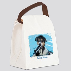 Lets play Canvas Lunch Bag