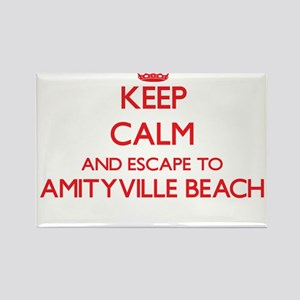 Keep calm and escape to Amityville Beach N Magnets