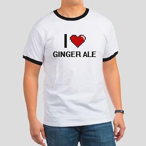 I love Ginger Ale T-Shirt
