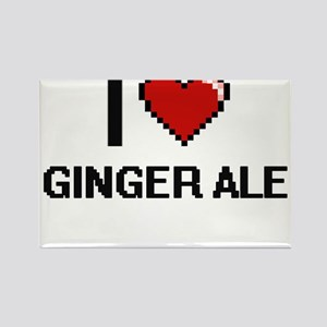 I love Ginger Ale Magnets