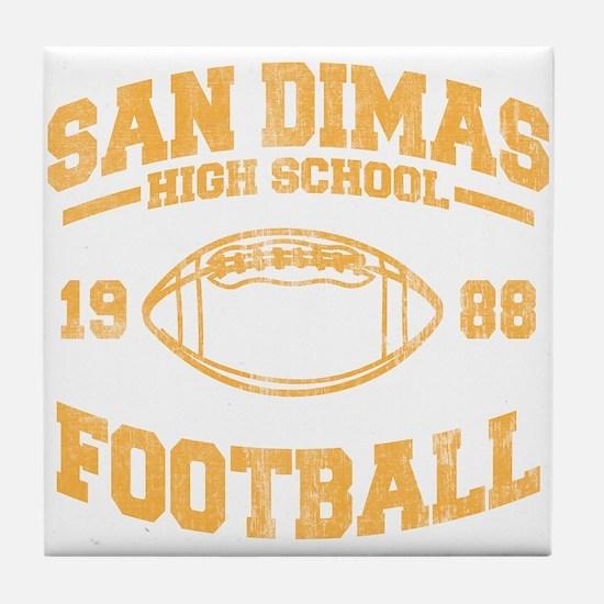 SAN DIMAS HIGH SCHOOL FOOTBALL Tile Coaster