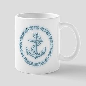 The Realist Sailor Mug