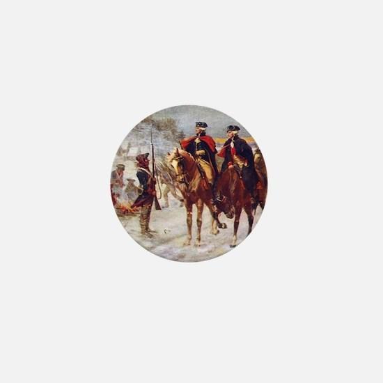 Funny Revolutionary war Mini Button