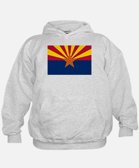 ARIZONA STATE FLAG Hoody