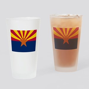 ARIZONA STATE FLAG Drinking Glass