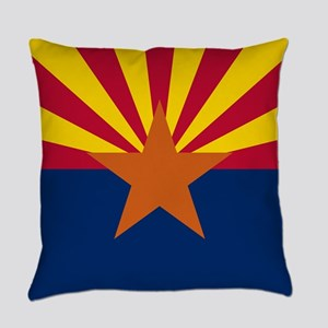ARIZONA STATE FLAG Everyday Pillow